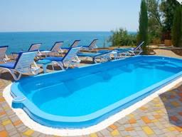 Отель (гостиница) на морском побережье, Вапнярка - фото 6