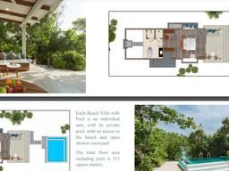 Отель на Мальдивских островах
