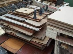Отходы дерева и фанеры на дрова бесплатно за самовывоз