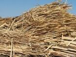 Отходы деревообработки горбыль обзол обрезки - фото 1