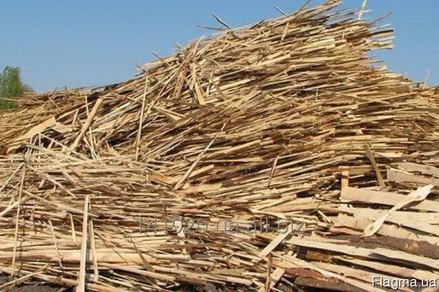 Отходы деревообработки горбыль обзол обрезки