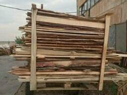 Отходы деревообработки (горбыль, тырса, стружка, мука)
