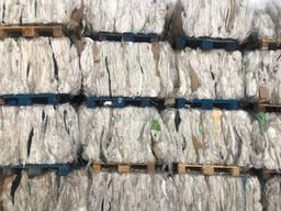 Отходы полиэтиленовой пленки LDPE
