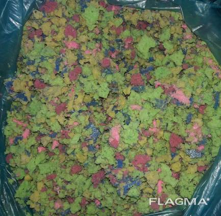 Отходы поролона поролоновая крошка дробленый поролон