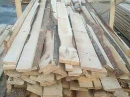 Отходы шалевки длиною от 0,5 м - 4 метров