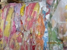 Отходы упаковки, этикетка, фантик с кондитерских фабрик