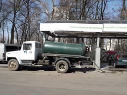 Откачка туалетов, автомоек, сливных ям. прочистка труб. - фото 2