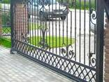 Откатные ворота - фото 2
