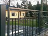 Откатные ворота - фото 5