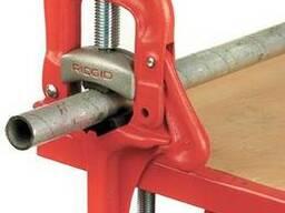 Откидные тиски со струбциной Ridgid 40120
