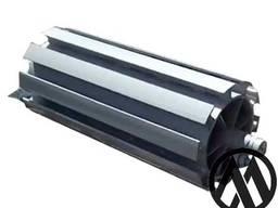 Отклоняющий барабан ленточного конвейера, транспортера