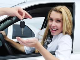 Автошкола (категория В, водительское удостоверение, права)