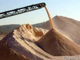 Отличный карьерный песок