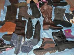 Отличный микс новой обуви. Зима. Женская, мужская, детская.