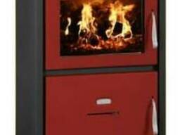 Отопительная печь на дровах Prity PP