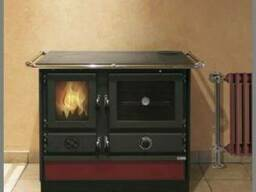 Отопительно-варочная печь MBS Thermo Magnum для отопления
