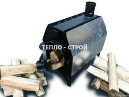 Отопительно-Варочная Печь на дровах