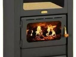 Отопительно-варочная печь на дровах Prity K2 WN (with niche)