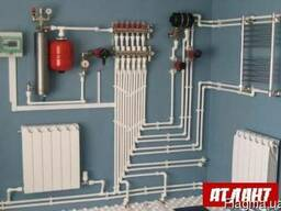 Отопление под ключ / опалення під ключ