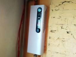 Монтаж отопление от электрокотла