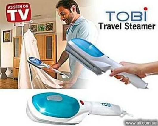 Отпариватель для одежды TOBI Travel Steamer