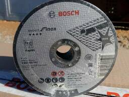 Отрезные круги BOSCH 125Х1мм Expert for Inox 2608600549