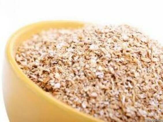 Отруби пшеничные 9,00 р . (фас.25кг. ) от производителя
