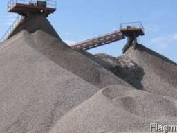 Гравийно-песчаная смесь 0-70 в Одессе.