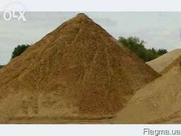 Отсев щебнень песок доставка