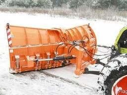 Отвал для снега на МТЗ 1523, 1021, 1025, 1221, 952, МТЗ 892