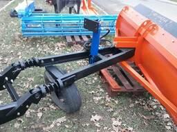 Отвал для снега на трактора МТЗ