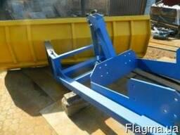 Отвал снегоуборочный на трактора Т-150; МТЗ-80; ЮМЗ