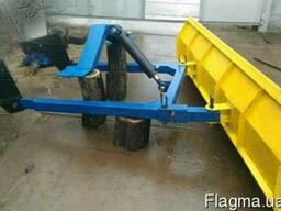 Отвал (лопата) на трактор