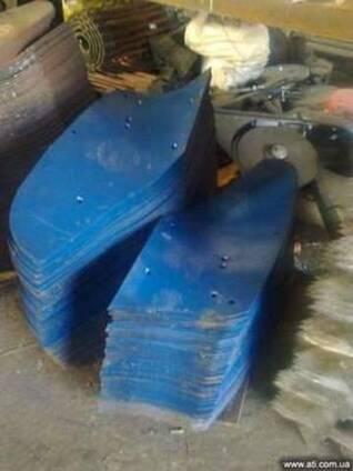 Отвал плуга ПЛН Борированный от производителя