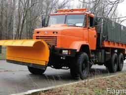 Отвал поворотный снегоуборочный для автомобиля ВС-3000А