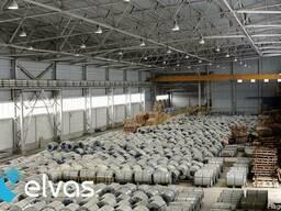 Услуги ответственного хранения металла на складе