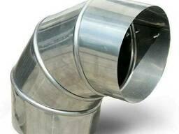 Отводы секционные сварные Ду500-Ду1400 купить гост доставка