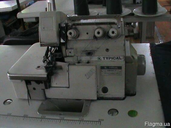 Оверлок 3-х ниточный Typical GN2000-3