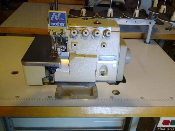 Оверлок Brother Fb-N310-55 Бразер 5-ти нитка, Швейная машина