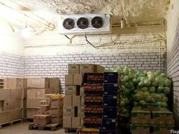 Овощехранилища,фруктохранилища.Крым.Монтаж,сервис.