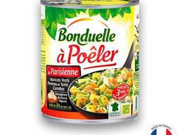 Овощные смеси «Парижские» 300 г. ОПТ. Bonduelle a poeler la