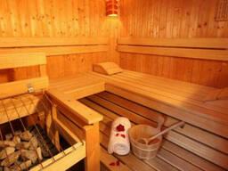Озонирование в банях (саунах).