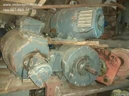 П-31 Электродвигатели постоянного тока П-32, П41, П-42, П-51