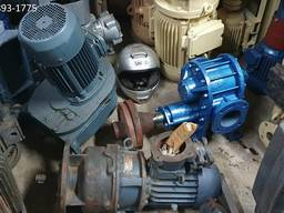 4мп-40 Мотор-редуктор планетарный 4мп-63; 3мп-40, 3мп-50 идр
