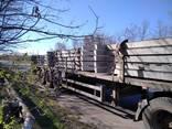 Панели ограждения железобетонный забор купить - фото 1
