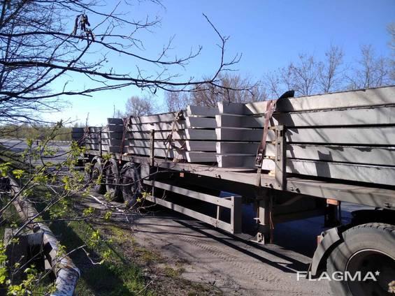 Панели ограждения железобетонный забор купить