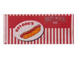 Пакет бумажный для хот-дога 8.36