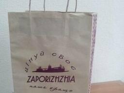 Пакет бумажный ЭКО