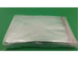 Пакет С липкой лентой 17см 22, 5 см 25мк (1000 шт)