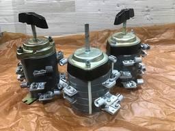 Пакетный переключатель ПП3-100/Н2 (100А/63А)